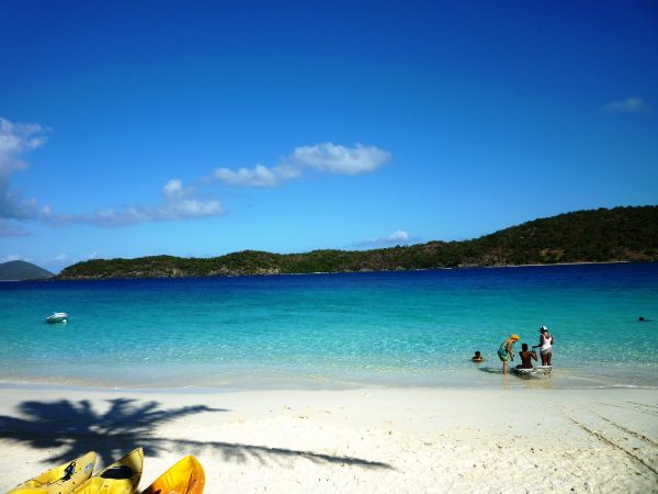 The Best Beaches in the US Virgin Islands USA Today