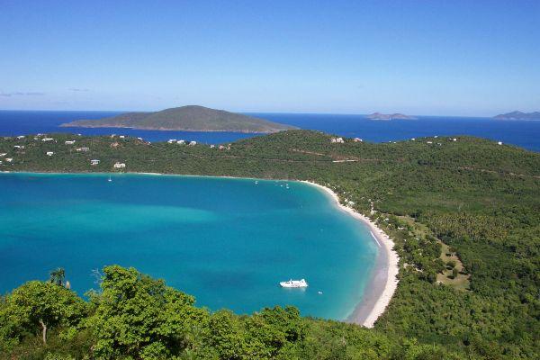 Us Virgin Island Beaches